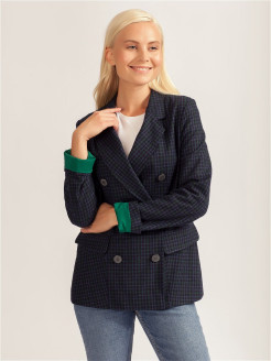 Blazer, without elements JACKIE SMART
