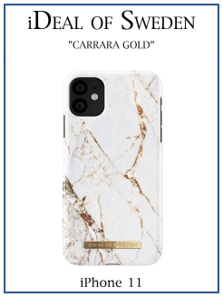 IDeal of Sweden Case for iPhone 11 Carrara Gold (IDFCA16-I1961-46) IDEAL