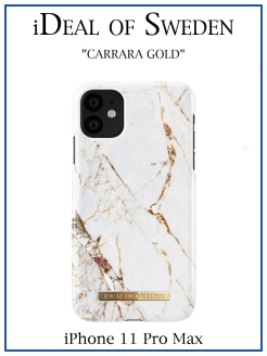 IDeal of Sweden Case for iPhone 11 Pro Max Carrara Gold (IDFCA16-I1965-46) IDEAL