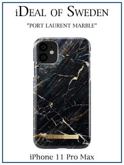 IDeal of Sweden Case for iPhone 11 Pro Max Port Lauren Marble (IDFCA16-I1965-49) IDEAL