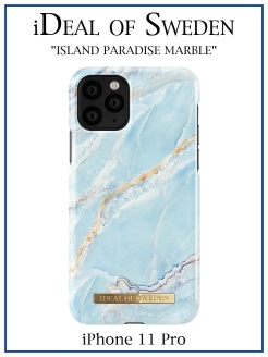 IDeal of Sweden Case for iPhone 11 Pro Island Marble (IDFCS17-I1958-57) IDEAL