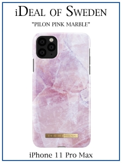 IDeal of Sweden Case for iPhone 11 Pro Max Pilion Pink (IDFCS17-I1965-52) IDEAL