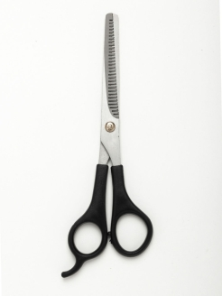 Hairdresser's scissors Royal rose