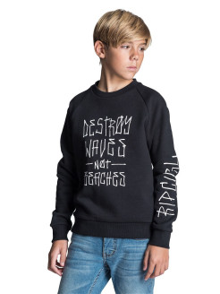 Свитшот DESTROY CREW FLEECE Rip Curl