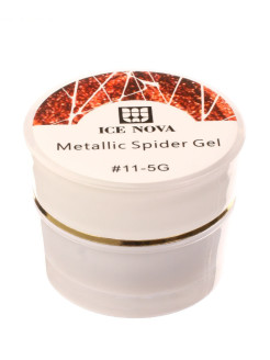 Гель лаки Spider gel 11 ICE NOVA