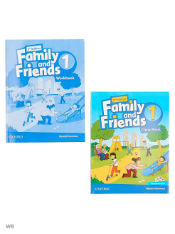 Family and Friends (2nd edition) 1 Oxford Press