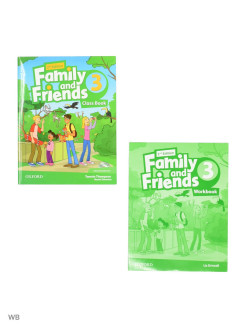 Family and Friends (2nd edition) 3 Oxford Press
