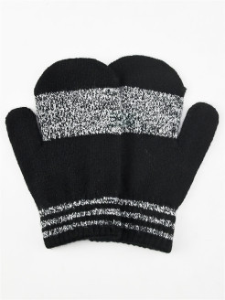 Mittens, without elements, knitted LauraShop