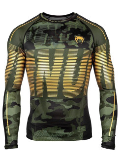 Рашгард Tactical Forest Camo/Black L/S Venum