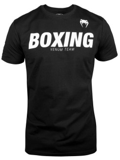 Футболка Boxing VT Black/White Venum