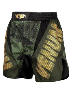 Шорты ММА Tactical Forest Camo/Black Venum
