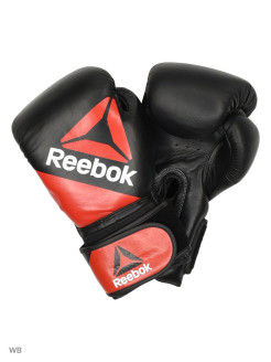 Перчатки для бокса  Training Glove 10oz RBK RED/BLACK Reebok