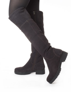 High boots, casual S.Rose
