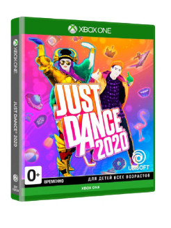 Just Dance 2020 [Xbox One, русская версия] Ubisoft