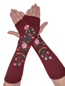 Fingerless gloves BOROVEC