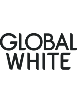 Зубочистки GLOBAL WHITE чёрные Ultra Care GLOBAL WHITE