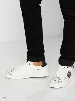 Canvas sneakers Trussardi Jeans