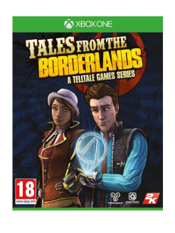 Tales from the Borderlands [Xbox One, английская версия] Take 2 Interactive