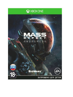 Mass Effect: Andromeda [Xbox One, русские субтитры] Electronic Arts