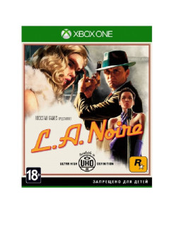 L.a.noire [Xbox One, русские субтитры] Take 2 Interactive