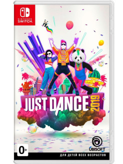 Just Dance 2019 [Nintendo Switch, русская версия] Ubisoft