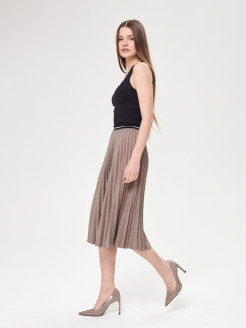 Skirt Pleated Shelter