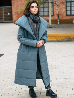 Winter coat Yadviga Locika