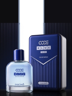 Парфюмерная вода Code Blue For Men EDP 100ml GLAMOUR BEAUTY CONCEPTS